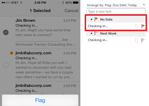 TractionCRM-iOS-Flag-Sent-Email-1